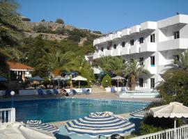 Thalia Hotel, بيفكي رودس