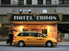 Hotel Edison, New York City