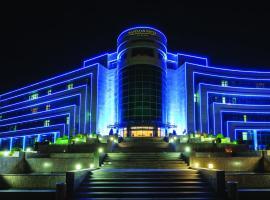 Naftalan Hotel Qashalti, Naftalan