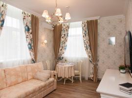 Vysotnik Hotel, Chelyabinsk