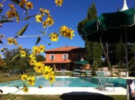 Villa Del Sole, San Gimignano