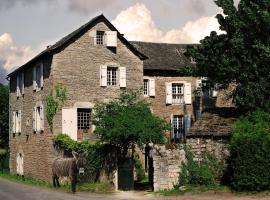 Maison d'hôtes La Singulière, Sévérac-le-Château