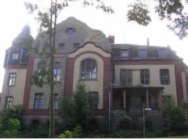 Pferdehotel Gutshaus Volkmaritz, Neehausen
