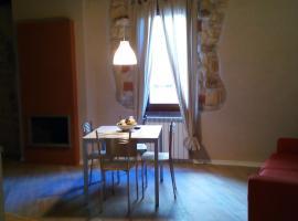 博爾戈安蒂科公寓, 阿米里亞