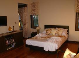 Samui Ridgeway Private Villa and Spa, Taling Ngam Beach