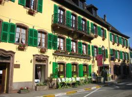 Hotel Restaurant Aux Trois Roses, La Petite-Pierre