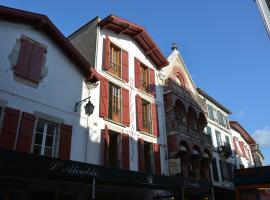 Hôtel Txoko, سان جان دو لوز