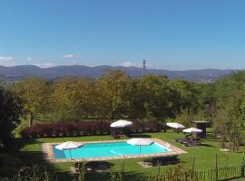 Country house Poggio Salvi, Sovicille