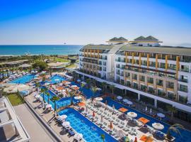 Port Nature Luxury Resort Hotel&Spa, Boğazkent