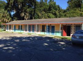 Florida Motel, Gainesville