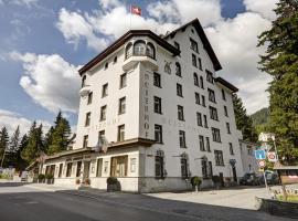 Hotel Meierhof, Davos