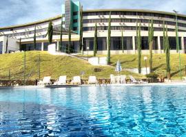 Hotel Golden Park Poços de Caldas, Poços de Caldas