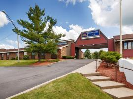 Best Western University Inn, Ithaca