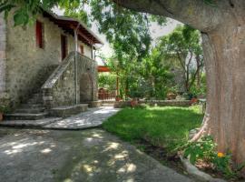 Traditionnal House Lefkada, Platístoma