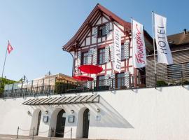 Hotel Brauerei Frohsinn, Arbona