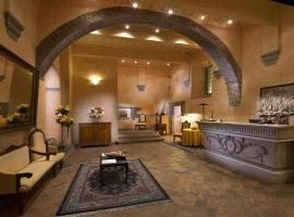 Hotel Italia, קורטונה
