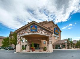 Best Western Plus Cotton Tree Inn, Sandy