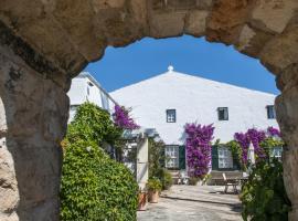 Hotel Rural Biniarroca - Adult Only, Sant Lluís
