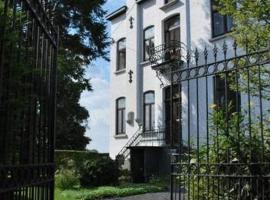 Villa d'Elbeek, Halle
