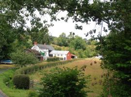 Ty Coch Bed and Breakfast, Caersws
