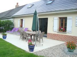 Farm cottage de la Somme, Moyenneville
