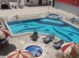 Dubai Grand Hotel by Fortune