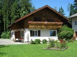 Ferienwohnung Ida Kogler, Abersee