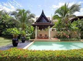 Maan Tawan Villa, Layan Beach