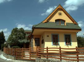 Penzion u Pejtrika, Mengusovce