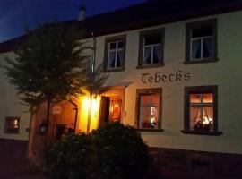 Tebeck's