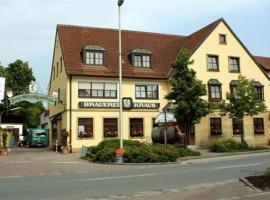 Brauerei Gasthof Kraus, Hirschaid