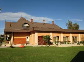 Tenisz Panzió, Kaposvár
