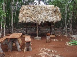 Sacahab Mucuy Camping Site, Cobá