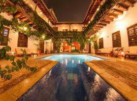 Hotel Boutique Casa Del Arzobispado, Cartagena de Indias