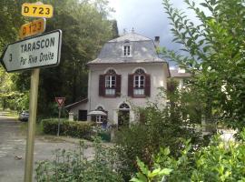 Le Chapeau Cloche, Ornolac-Ussat-les-Bains