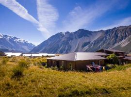 YHA Mt Cook, Mount Cook Village