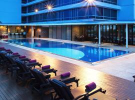 이스틴 호텔 마카산, 방콕