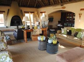 Simbambili Lodge, Sabi Sand Game Reserve