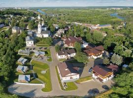 Park Hotel Voznesenskaya Sloboda, Vladimir