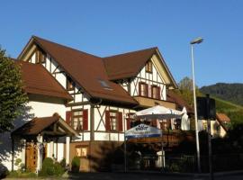 Hotel Restaurant Adler Bühlertal, Bühlertal