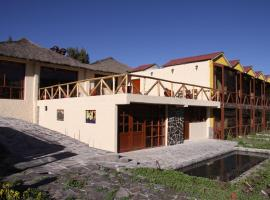 Colca Trek Lodge, Pinchollo