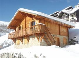 Chalet Sapins les Loups - Alpe d'Huez, L'Alpe-d'Huez