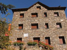 Apartaments Vilaró, Llorts