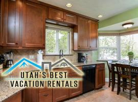 Sugarhouse Four Bedroom Home by Utah's Best Vacation Rentals