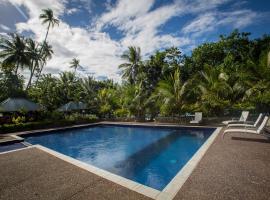 Tawali Resort, Hewiia