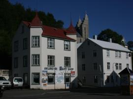 Hafnarstræti 77 Guesthouse, Akureyri