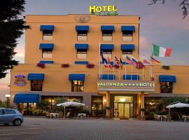 Valdenza Hotel, Campegine