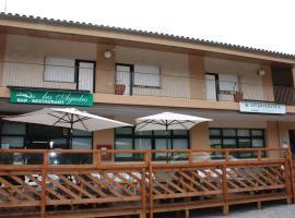 Hotel Les Agudes, Arbúcies