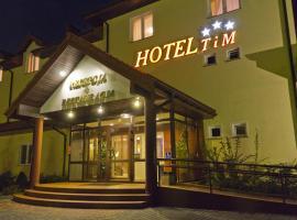 Hotel TiM, Cekanowo