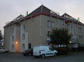 Fasthotel Montereau - Esmans, Esmans